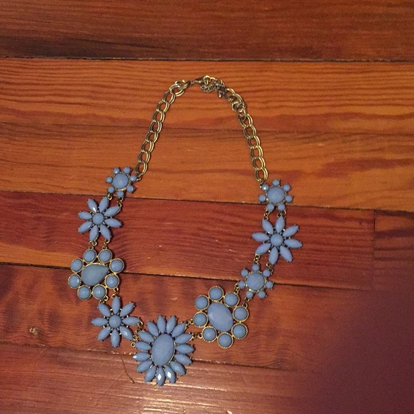 Jewelry - Chunky lavender necklace